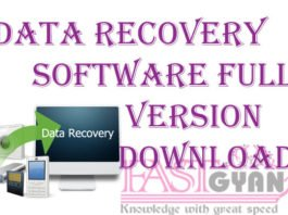 data recovery software full version download