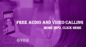 free audio video calling