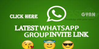 Free Latest WhatsApp Group Invite Link