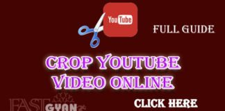 YouTube Crop Video Online