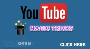 YouTube Magic Tricks