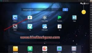 Android Application Run Pc play stor