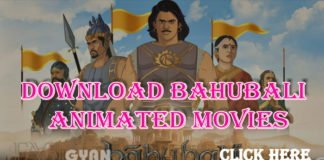 Bahubali Animated Movies Online Download Kare