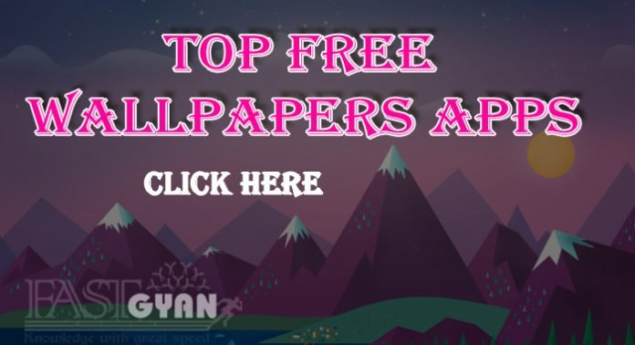 Top Free Wallpapers Apps Download Kare