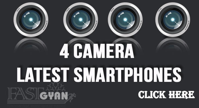 4 Camera Latest Smartphones ki Jankari