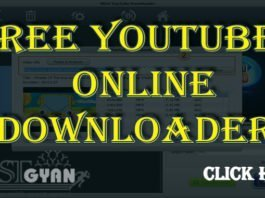 Free YouTube Online Downloader PC Ke Liye