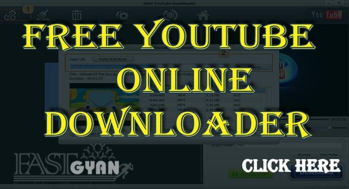 Free YouTube Online Downloader PC Ke Liye