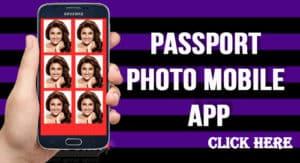 Passport Photo Mobile se Kaise Banaye
