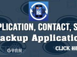 Best Application Backup Android Mobile ke Liye