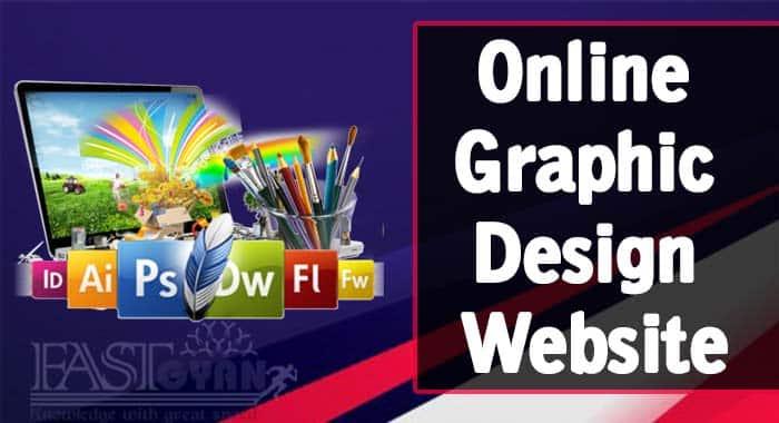 online graphic design website