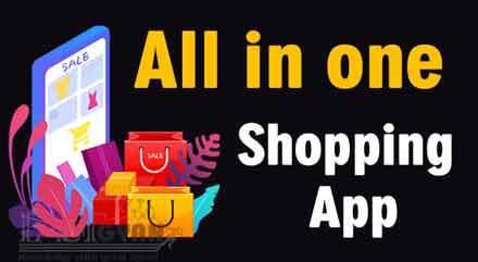 All in one Shopping App Ki Jankari