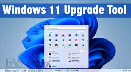 Windows 11 Upgrade Tool Download Kare